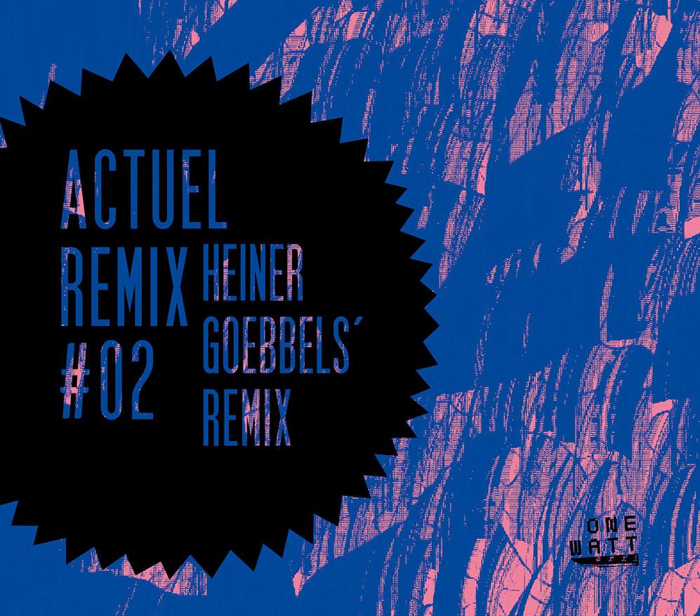 Actuel remix #02 label Arfi