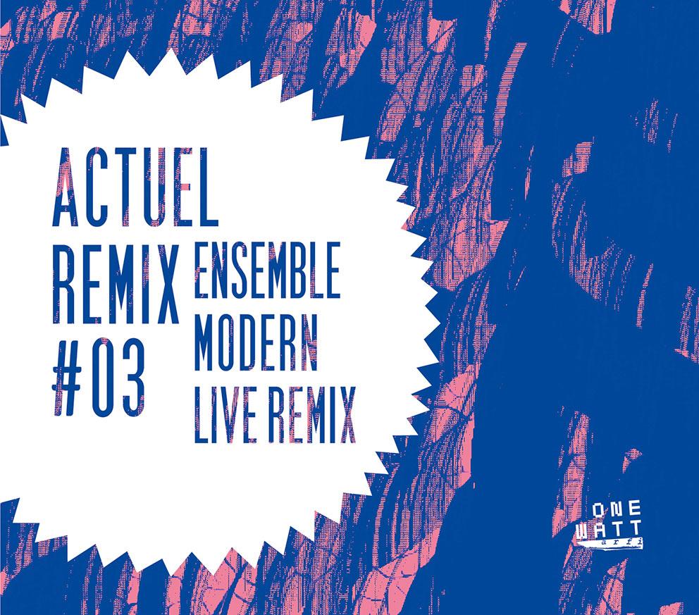 Actuel remix #03 - Label Arfi