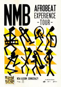 affiche NMB democrazy