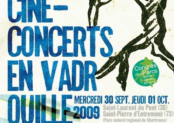 ciné-concert en vadrouille